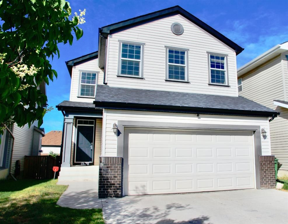 Main Photo: 195 Evanston View NW in Calgary: Evanston Detached for sale : MLS®# A1124029