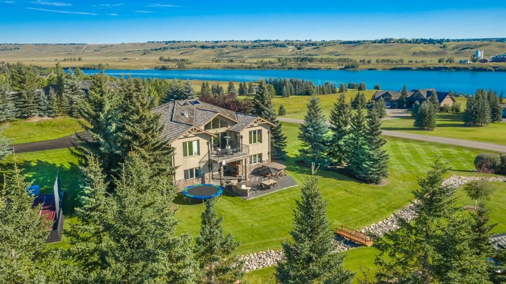Main Photo: 79 Emerald Bay Drive in Rural Rocky View County: Rural Rocky View MD Detached for sale : MLS®# A1150706