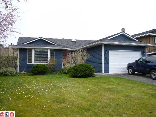 Main Photo: 1813 141A ST in Surrey: House for sale : MLS®# F1207696