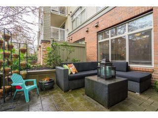 """Photo 18: 107 6500 194 Street in Surrey: Clayton Condo for sale in """"SUNSET GROVE"""" (Cloverdale)  : MLS®# R2356040"""