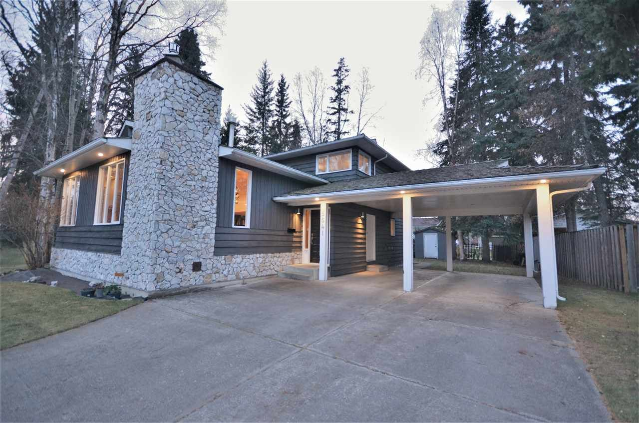 Main Photo: 5541 MADDEN Place in Prince George: Upper College House for sale (PG City South (Zone 74))  : MLS®# R2219995