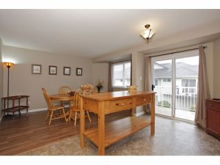 "Photo 9: 148 3160 TOWNLINE Road in Abbotsford: Abbotsford West Townhouse for sale in ""SOUTHPOINTE RIDGE"" : MLS®# F1405788"