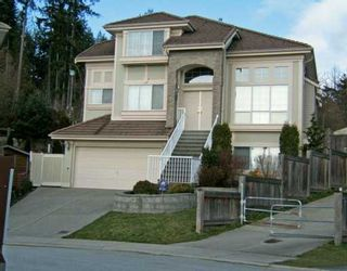 Photo 1: 122 LINDEN CT in Port Moody: Heritage Woods PM House for sale : MLS®# V581058