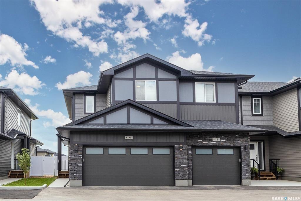 Main Photo: 9 1003 Evergreen Boulevard in Saskatoon: Evergreen Residential for sale : MLS®# SK868040