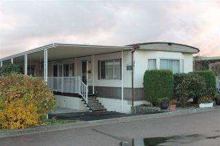 """Photo 1: 55 2120 KING GEORGE Boulevard in Surrey: King George Corridor Manufactured Home for sale in """"Five Oaks"""" (South Surrey White Rock)  : MLS®# R2015484"""