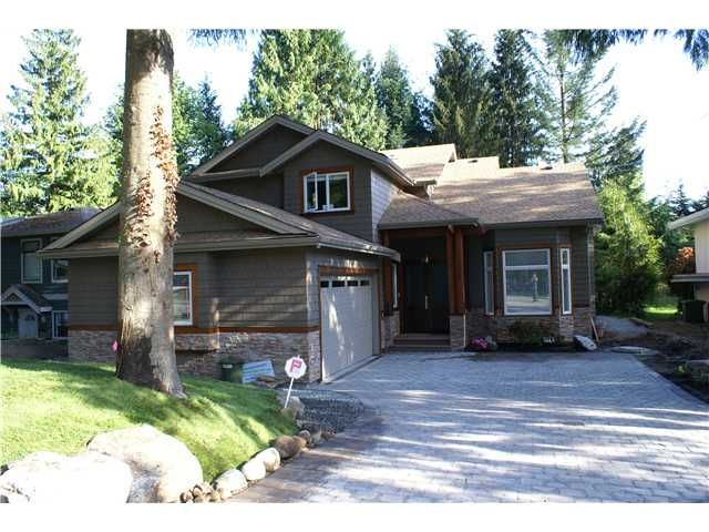 Main Photo: 1017 CANYON Boulevard in North Vancouver: Canyon Heights NV House for sale : MLS®# V872643