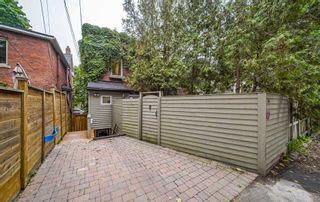 Photo 36: 50 Bertmount Avenue in Toronto: South Riverdale House (3-Storey) for sale (Toronto E01)  : MLS®# E4905178