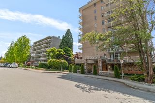 """Photo 2: 503 1390 DUCHESS Avenue in West Vancouver: Ambleside Condo for sale in """"WESTVIEW TERRACE"""" : MLS®# R2579675"""