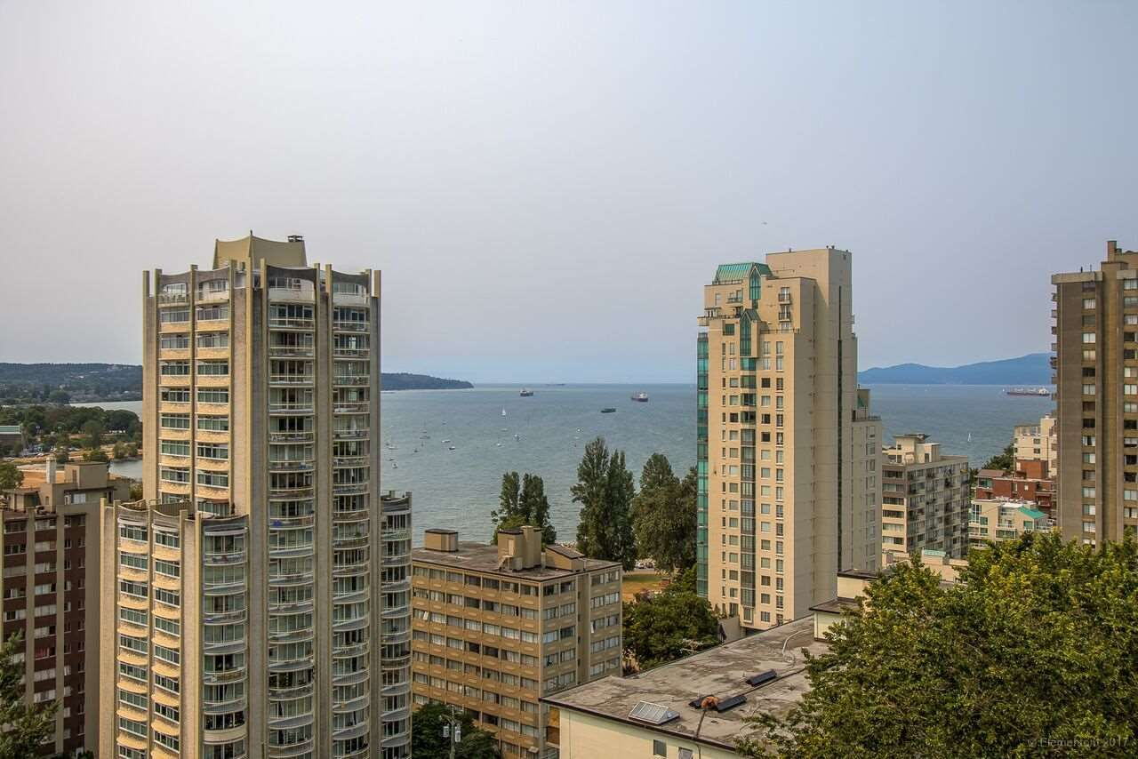 """Main Photo: 602 1219 HARWOOD Street in Vancouver: West End VW Condo for sale in """"CHELSEA"""" (Vancouver West)  : MLS®# R2304927"""