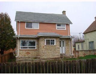 Photo 1: 405 WILLIAM NEWTON Avenue in WINNIPEG: East Kildonan Residential for sale (North East Winnipeg)  : MLS®# 2807695