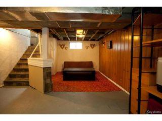 Photo 13: 524 St Catherine Street in WINNIPEG: St Boniface Residential for sale (South East Winnipeg)  : MLS®# 1423542