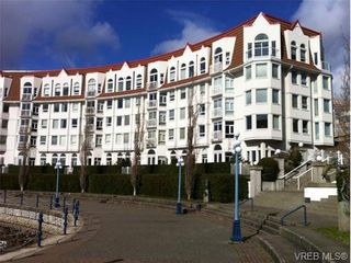 Photo 2: 109 11 Cooperage Place in VICTORIA: VW Songhees Condo for sale (Victoria West)  : MLS®# 643092