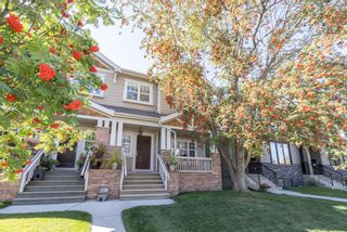 Photo 1: 2427 22 Street NW in Calgary: Banff Trail Semi Detached for sale : MLS®# A1144543