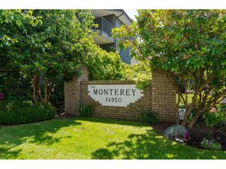 """Photo 24: 304 14950 THRIFT Avenue: White Rock Condo for sale in """"The Monterey"""" (South Surrey White Rock)  : MLS®# R2526137"""