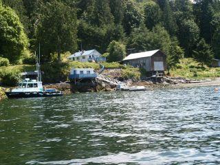 Photo 1: DL 6222 MCNUTT Bay in Pender Harbour: Pender Harbour Egmont House for sale (Sunshine Coast)  : MLS®# R2595150