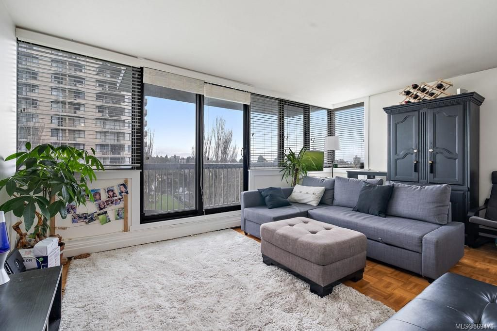 Main Photo: 610 647 Michigan St in : Vi James Bay Condo for sale (Victoria)  : MLS®# 869470