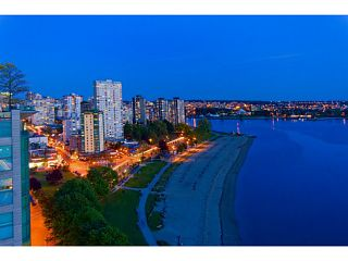 Photo 5: 1502 1995 BEACH Avenue in Vancouver: West End VW Condo for sale (Vancouver West)  : MLS®# V998549