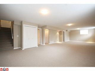 Photo 9: 19686 71ST Avenue in Langley: Willoughby Heights House for sale : MLS®# F1011282