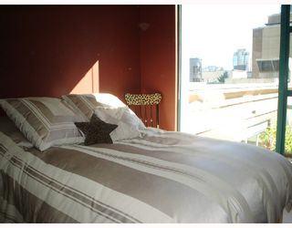 """Photo 4: 508 939 HOMER Street in Vancouver: Downtown VW Condo for sale in """"PINNACLE"""" (Vancouver West)  : MLS®# V658295"""