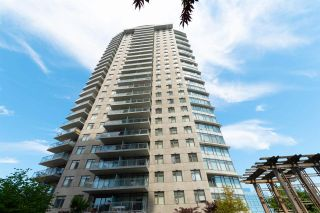 "Photo 1: 2508 888 CARNARVON Street in New Westminster: Downtown NW Condo for sale in ""MARINUS AT PLAZA 88"" : MLS®# R2292806"