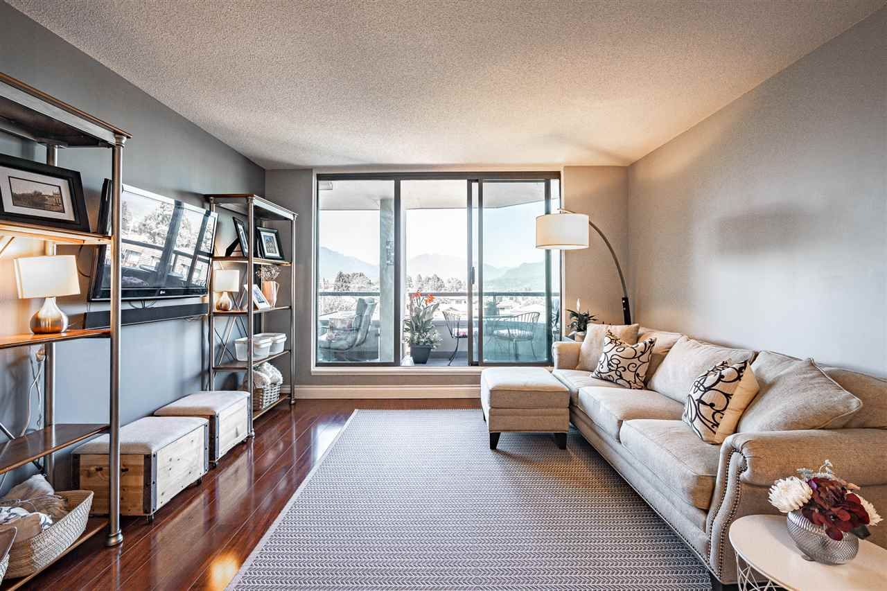 Main Photo: 505 4160 ALBERT STREET in Burnaby: Vancouver Heights Condo for sale (Burnaby North)  : MLS®# R2401256