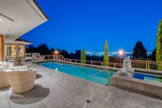 Photo 30: 1070 GROVELAND Road in West Vancouver: British Properties House for sale : MLS®# R2614484