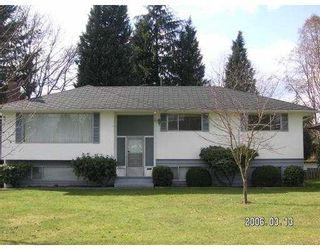 Main Photo: 1931 YEOVIL AV in Burnaby: Montecito House for sale (Burnaby North)  : MLS®# V582061