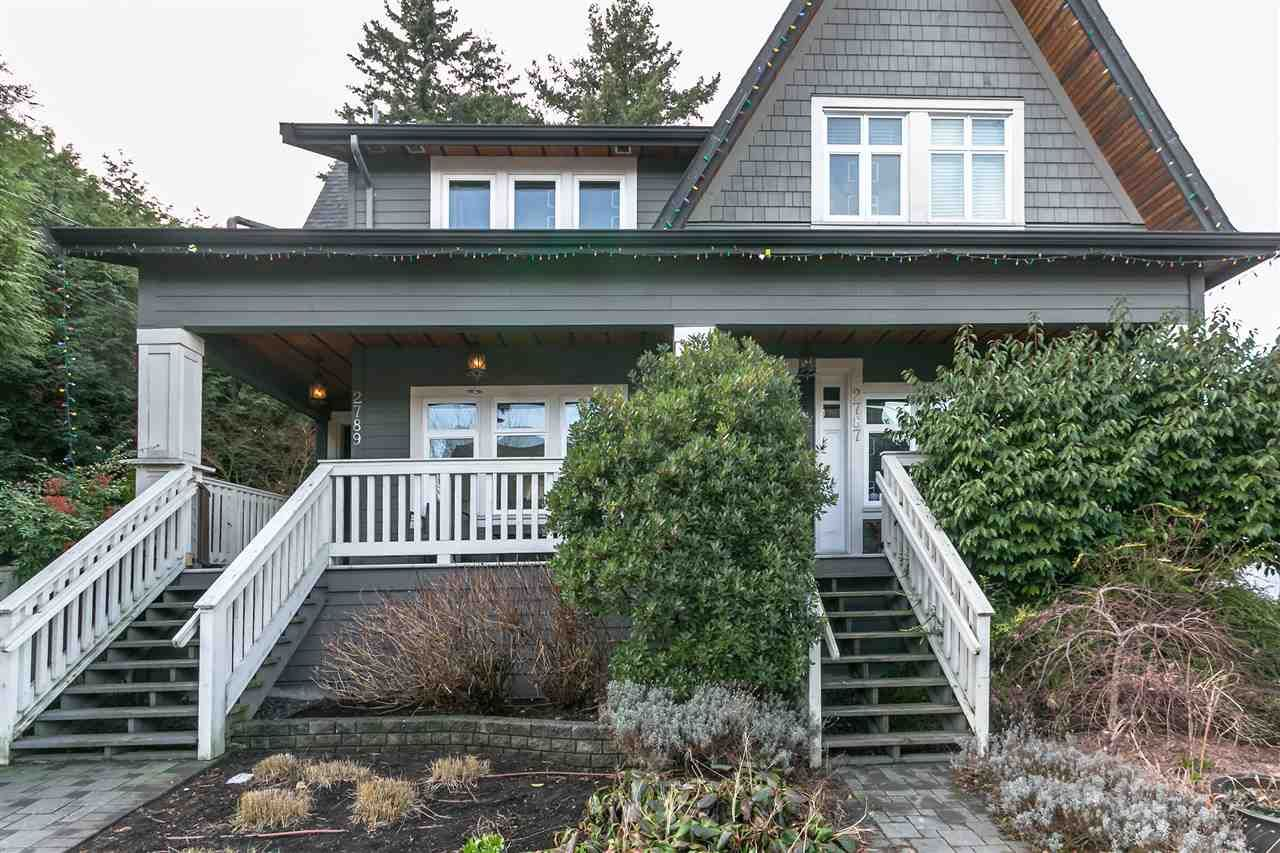 Main Photo: 2789 ST. CATHERINES Street in Vancouver: Mount Pleasant VE 1/2 Duplex for sale (Vancouver East)  : MLS®# R2542048