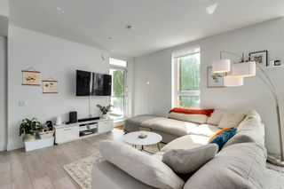"""Photo 2: 203 3420 ST. CATHERINES Street in Vancouver: Fraser VE Condo for sale in """"Kensington Views"""" (Vancouver East)  : MLS®# R2618680"""