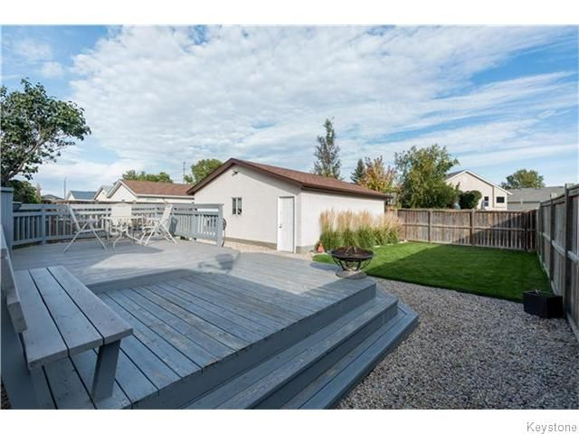Photo 17: Photos: 419 Kirkbridge Drive in Winnipeg: Richmond West Residential for sale (1S)  : MLS®# 1627374