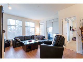 """Photo 4: 312 101 MORRISSEY Road in Port Moody: Port Moody Centre Condo for sale in """"LIBRA 'B' IN SUTERBROOK"""" : MLS®# V1039935"""