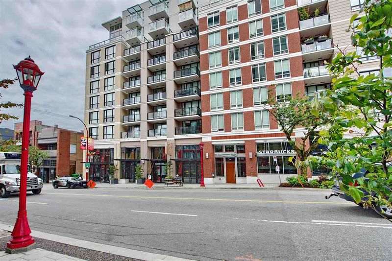 FEATURED LISTING: 502 - 189 KEEFER Street Vancouver