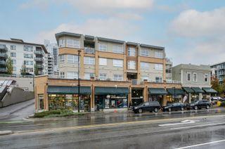"Photo 18: 411 108 W ESPLANADE Avenue in North Vancouver: Lower Lonsdale Condo for sale in ""Tradewinds"" : MLS®# R2625746"