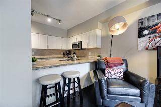 Photo 11: 501 10136 104 Street in Edmonton: Zone 12 Condo for sale : MLS®# E4239028
