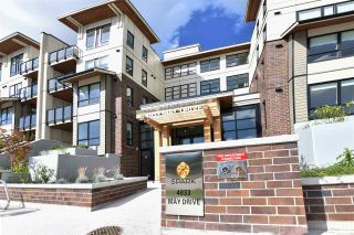 Photo 2: 434 4033 MAY DRIVE in Richmond: West Cambie Condo for sale : MLS®# R2490470