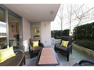 """Photo 17: 585 W 7TH Avenue in Vancouver: Fairview VW Townhouse for sale in """"AFFINITI"""" (Vancouver West)  : MLS®# V1007617"""