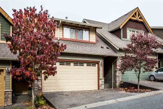 Photo 2: 58 46840 RUSSELL Road in Sardis: Promontory Townhouse for sale : MLS®# R2388930