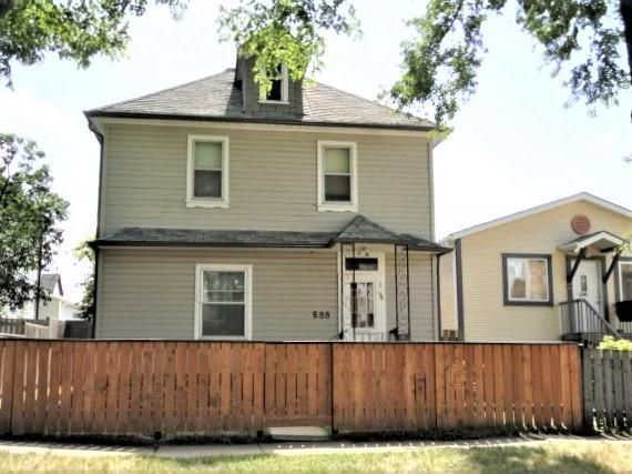 Main Photo: 588 Pritchard Avenue in Winnipeg: North End Residential for sale (4A)  : MLS®# 202018711
