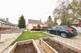 Photo 25: 107 Vivian Avenue in Winnipeg: St Vital Residential for sale (2D)  : MLS®# 202110705