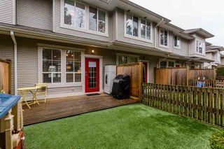 """Photo 28: 33 14952 58 Avenue in Surrey: Sullivan Station Townhouse for sale in """"Highbrae"""" : MLS®# R2232617"""