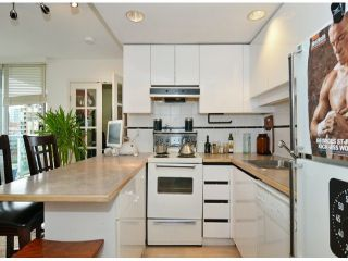 Photo 5: 1602 1500 Howe Street in Vancouver: Yaletown Condo for sale (Vancouver West)  : MLS®# V1091287