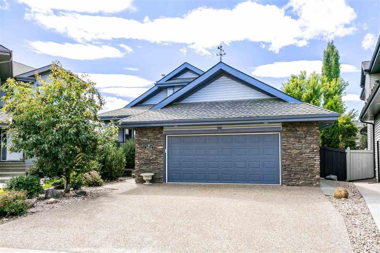 Main Photo: 2822 TERWILLEGAR Wynd in Edmonton: Zone 14 House for sale : MLS®# E4226962