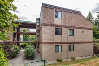 "Photo 1: 102 9143 SATURNA Drive in Burnaby: Simon Fraser Hills Townhouse for sale in ""MOUNTAINWOOD"" (Burnaby North)  : MLS®# R2197543"