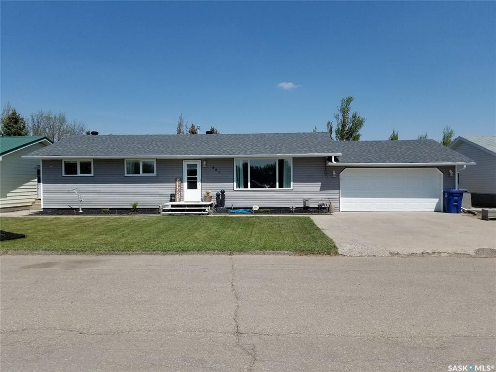Main Photo: 481 2nd Avenue West in Unity: Residential for sale : MLS®# SK810189