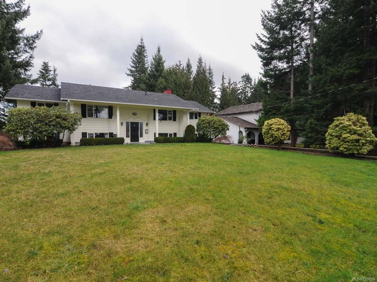 Main Photo: 1460 Glen Urquhart Dr in COURTENAY: CV Courtenay East House for sale (Comox Valley)  : MLS®# 720894