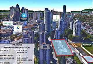 """Photo 2: SL 1-46 4951 SANDERS Street in Burnaby: Forest Glen BS Land Commercial for sale in """"Maple Glade"""" (Burnaby South)  : MLS®# C8040055"""