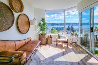 """Photo 8: 802 1045 QUAYSIDE Drive in New Westminster: Quay Condo for sale in """"Quayside Tower"""" : MLS®# R2617819"""