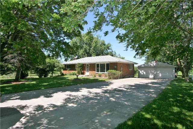 Main Photo: 191441 13th Line in East Garafraxa: Rural East Garafraxa House (Bungalow) for sale : MLS®# X4162953