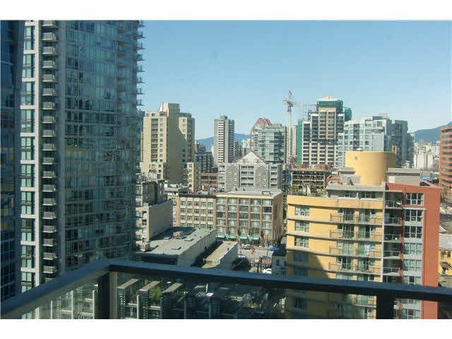 Main Photo: 1809 1225 RICHARDS STREET in : Downtown VW Condo for sale : MLS®# V1000724
