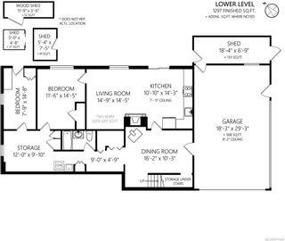 Photo 38: 587 Nora Pl in : SW Tillicum House for sale (Saanich West)  : MLS®# 877008